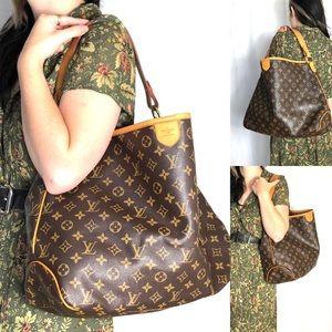 LARGE🌸BEAUTIFUL🌸 Louis Vuitton HOBO